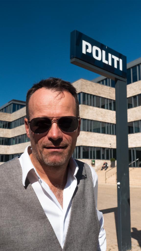 Rune Stefansson for Roskilde Hovedpolitistation